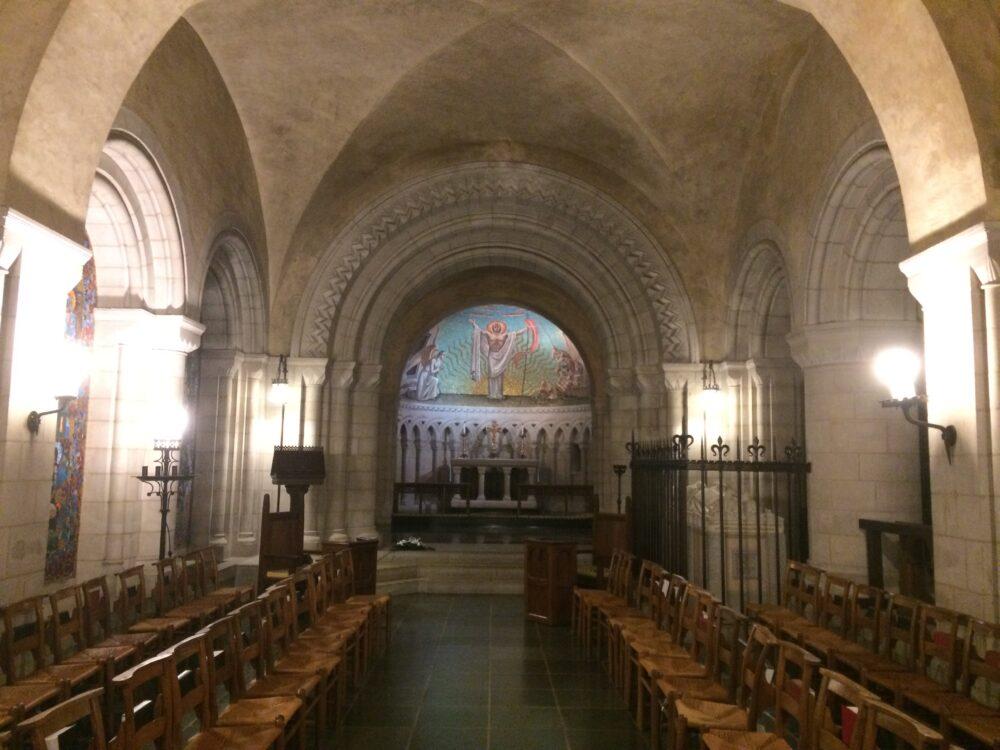 復活礼拝堂